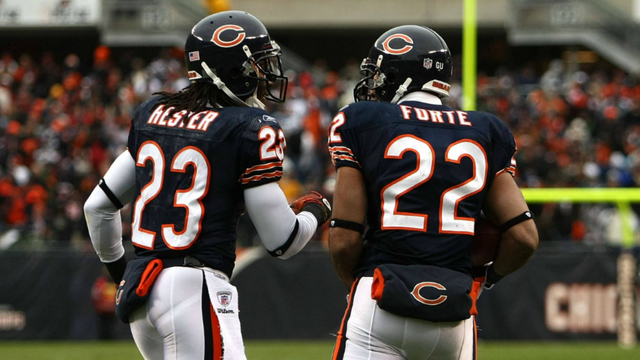 new product 74895 6f8b0 Devin Hester, Matt Forte retire with the Chicago Bears | FOX ...