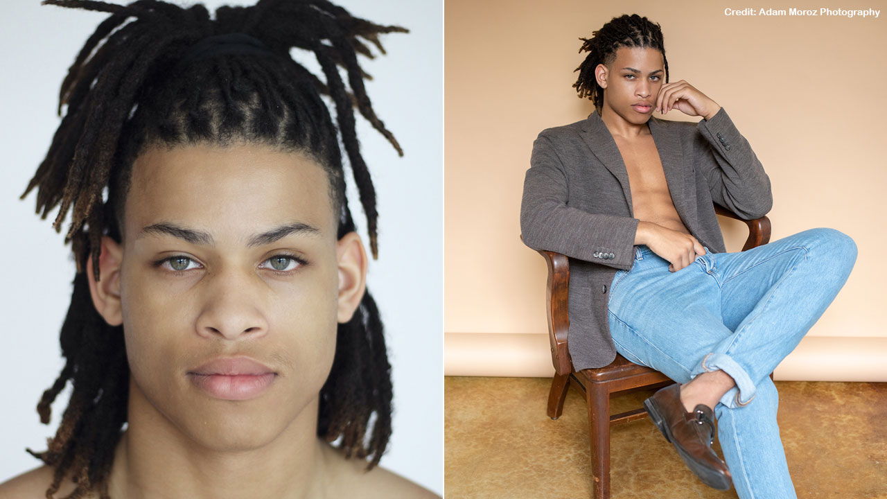Teen recruited as model after being turned down for job